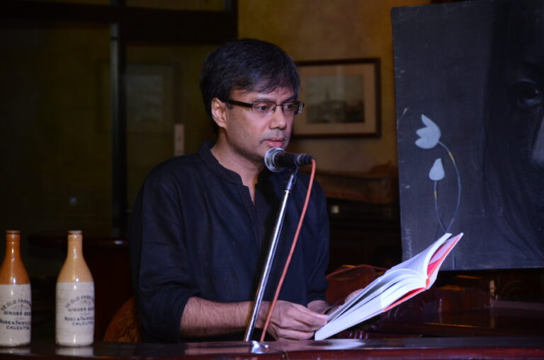 An interview with Amit Chaudhuri