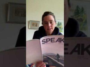 Speak The Magazine